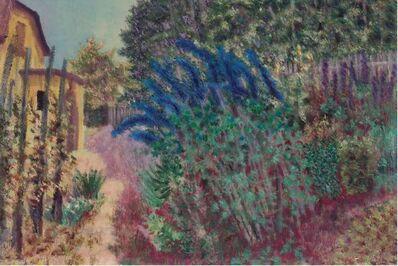 Paul Camenisch, 'Flowering Garden', 1939