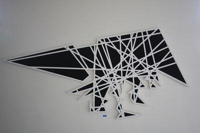Alexis Hayère, 'Peinture sculptée N°4', 2013