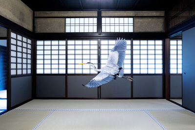 Karen Knorr, 'Intoxicated by the Moonlight, Obai-in, Kyoto', 2018