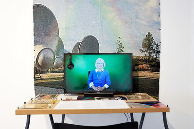 George Bolster, 'Mentor Project: Margaret Race, Planetary Protector/Scott Carpenter, Mercury Mission Astronaut', 2017-2018