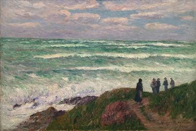 Henry Moret, 'Gros Temps', 1898