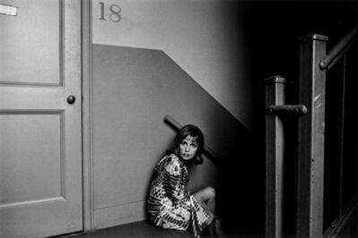 Duane Michals, 'Jeanne Moreau', 1967