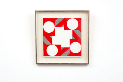 Kumi Sugaï, 'Variation 77', 1977