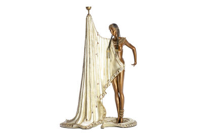 Erté, 'Erte Slave Original Bronze Sculpture Art Deco Contemporary Art', 1988