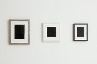 Allan McCollum, 'Collection of Three Plaster Surrogates', 1984