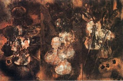 Arman, 'Untitled', 1990
