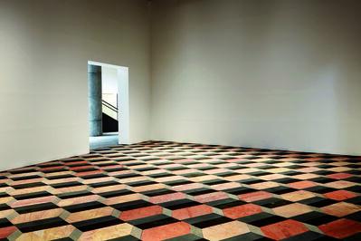 Olafur Eliasson, 'Untitled (stone floor)', 2004