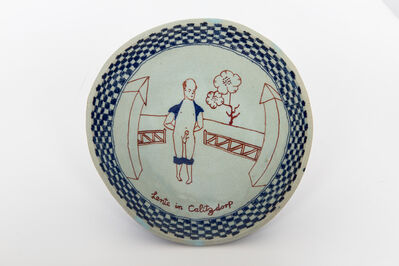 Hylton Nel, 'HN1118 Lente in Calitzdorp bowl 6 ', 11.08.15