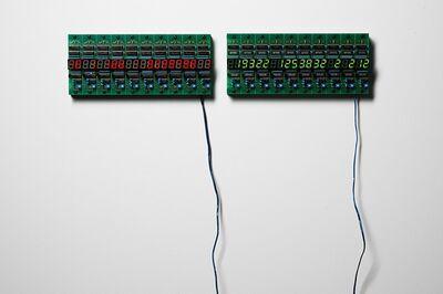Tatsuo Miyajima, 'Opposite Harmony'