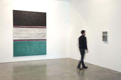 Juan Uslé, 'Soñé que revelabas (Amu Daria)', 2015