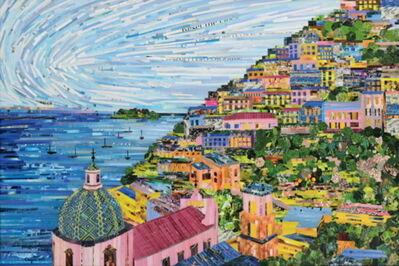 Olga Vargas, 'The Amalfi Coast, Italy', 2017