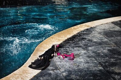 David Drebin, 'Splash in heels', 2012