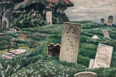 Charles Ephraim Burchfield, 'In Memoriam', 1936