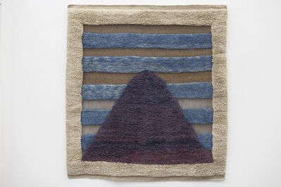 Taher Asad-Bakhtiari, 'Small Square 7', 2016