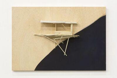 Tadashi Kawamata, 'Tree hut plan 58', 2018