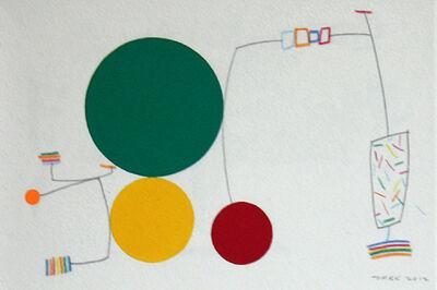 Soonae Tark, 'Work-on-paper 12-3 (Framed)', 2012