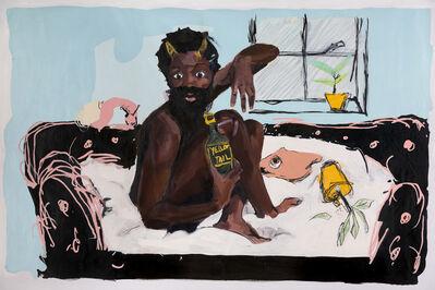 Kudzanai-Violet Hwami, 'Untitled (Yellow Tail)', 2016