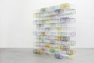 Sirous Namazi, 'Untitled (Modules)', 2012