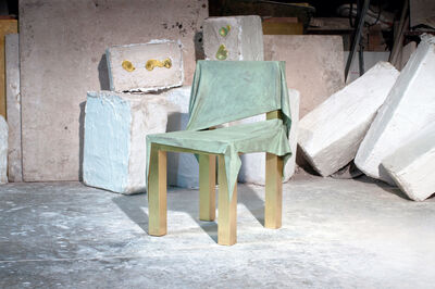 Jens Praet, 'Dressed Chair', 2013