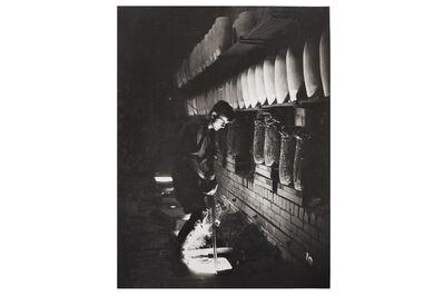 Charles Harry 'Slim' Hewitt, 'Last Of A Line Of Craftsmen', July 16th-1949