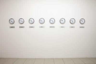 GCC, 'Clocks', 2014