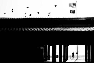 Giorgio Galimberti, 'Coney Island from New York Metaphysics series', 2019