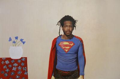 Jason Bard Yarmosky, 'Portrait of a young man', 2018
