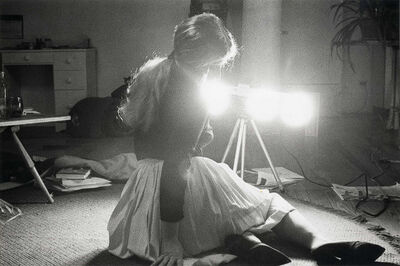"Cindy Sherman, 'Outtake, from the ""Untitled Film Stills"" series', ca. 1977"