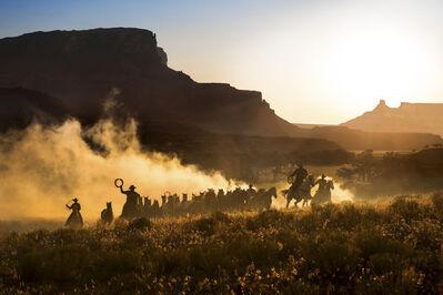Jim Krantz, 'Epic Western No. 21', 2009