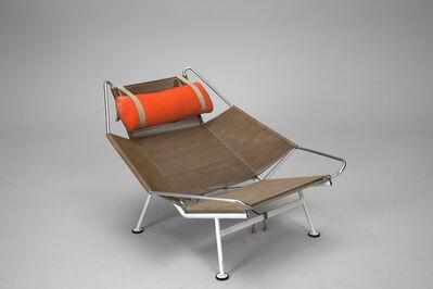 Hans J. Wegner, ''Flag Halyard' Lounge Chair, Model no. GE 225', 1960