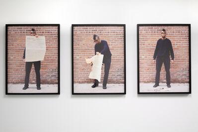 Dread Scott, 'Burning the US Constitution', 2011