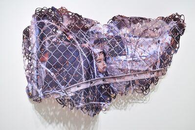 Donna Ruff, 'Chainlink', 2019
