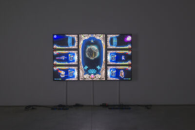 Tabor Robak, 'Xenix', 2013