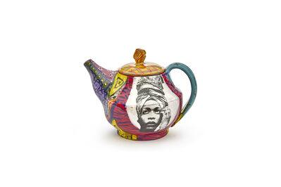 Roberto Lugo, 'Erykah Badu Teapot', 2021