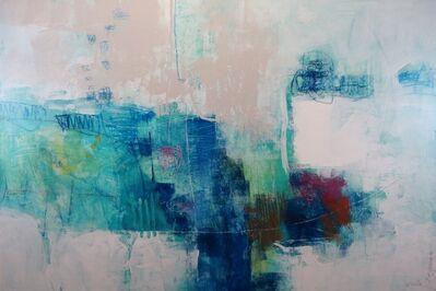 Ursula J. Brenner, 'Blue Mystery', 2019