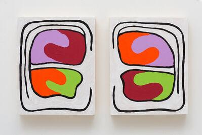 Monique Prieto, 'Creamsicle', 2016