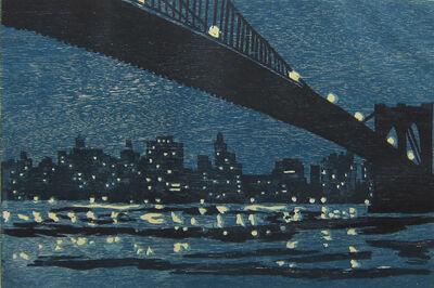 Richard Bosman, 'Brooklyn Bridge', 1996