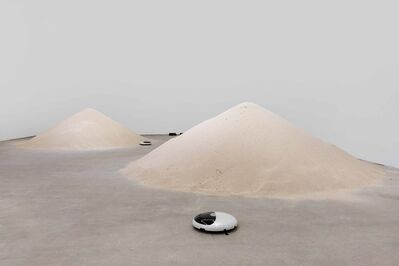 Mak Ying Tung 2 麥影彤二, 'Mr. Fool Wants to Move the Mountains', 2018