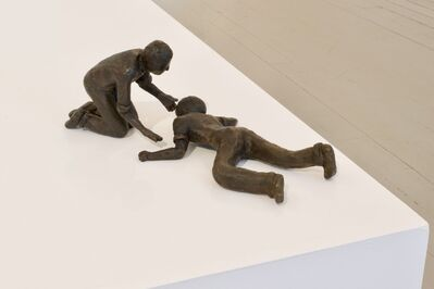 Carol Saft, 'Kneeling Man and Sprawling Man', 2006-20