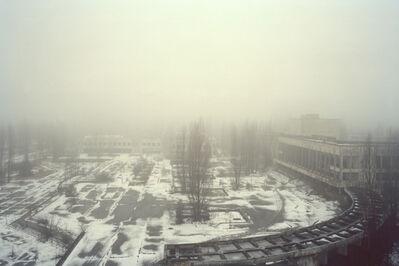 Andrej Krementschouk, 'Stadtmitte von Pripyat', 2009
