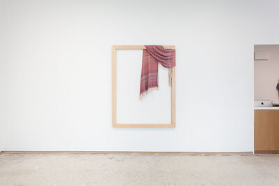 Frances Trombly, 'Weaving (Artemisia, Madder)', 2020