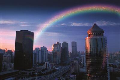 Jiang Zhi 蒋志, 'Rainbow series (no 1-6) plus video', 2006