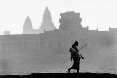 Marc Riboud, 'Angkor, 1990', 1990