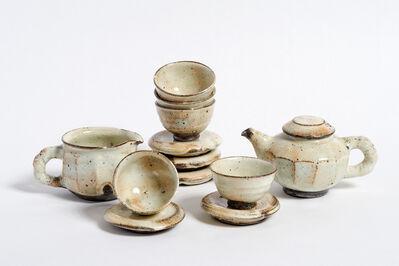 Kang Hyo Lee, 'Tea Set I'