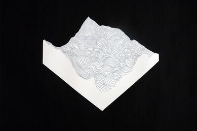 Maria Garcia Ibañez, 'Mountain Range #1', 2013