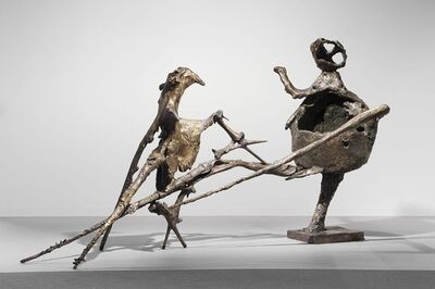 Germaine Richier, 'La Montagne', 1955-1956