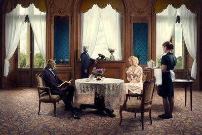 Malo, 'Une vie de château#06 - Le thé', 2014
