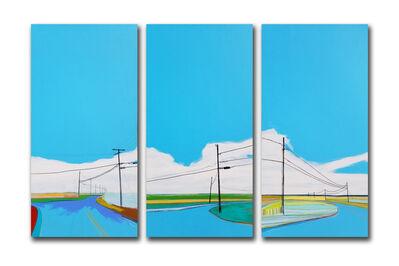 Grant Haffner, 'Untitled (Triptych)', 2006