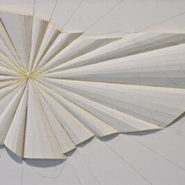 Paula De Solminihac, 'Isla AZ ovelap algoritmo#1 y #2', 2014