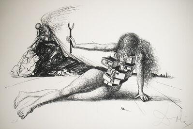 Salvador Dalí, 'Drawers of Memory', 1965